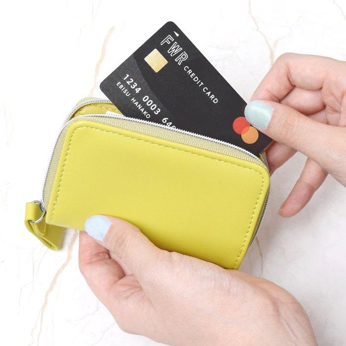 シンプル(GR) /カードケース