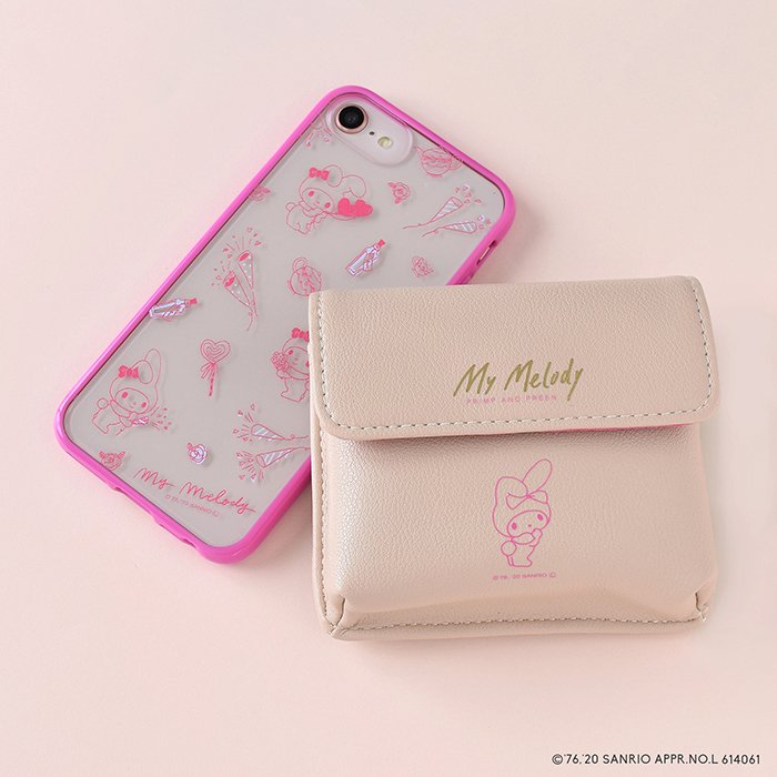 MY MELODY / スクエアミニケース