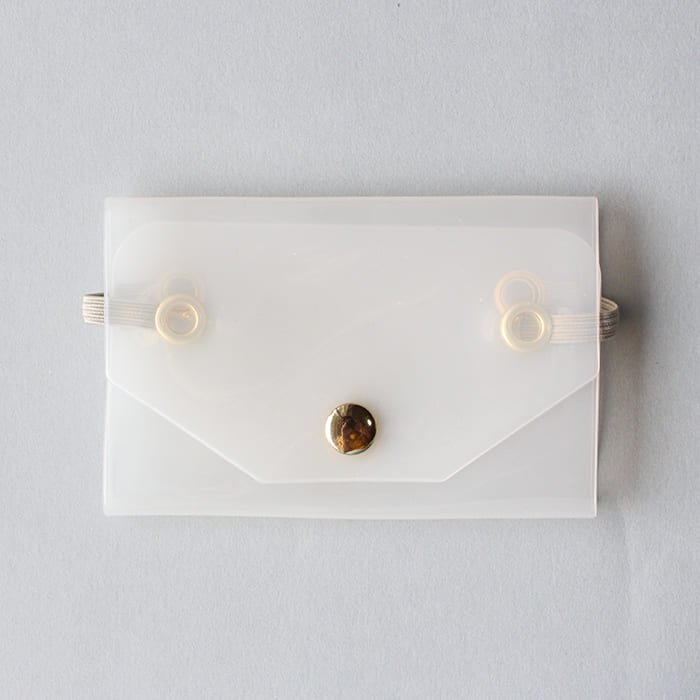 ホワイトクリア /カードケース