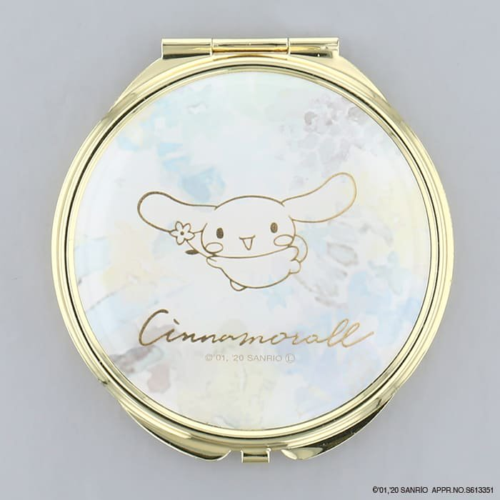 CINNAMOROLL/コンパクトミラー