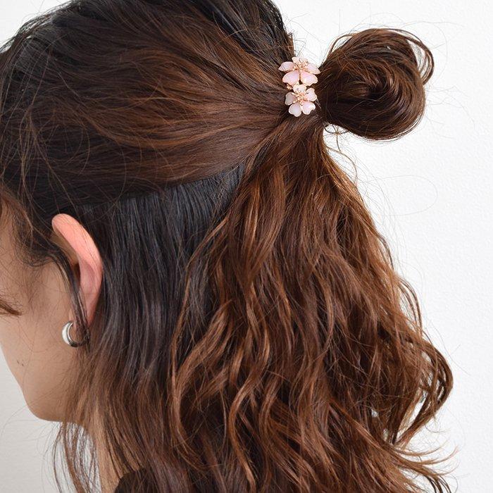 桜/ポニーフック