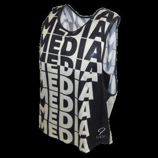 FLAIR(フレア) スポーツビブス Sports Bibs (メディア/Media)
