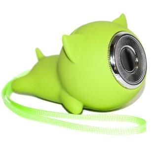 Little Pig Bluetooth スピーカー(グリーン)