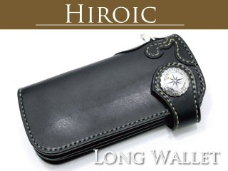 【Hiroic】ロングウォレット