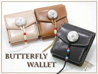 バタフライウォレット_butterfly wallet