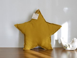 Numero74_Star Cushions Deep Mini Mustard