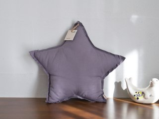 Numero74 ヌメロ74 Numero74_Star Cushions Deep Mini Purple