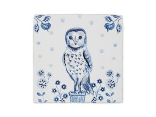 StoryTiles ストーリータイルズ  STORY TILES/ストーリータイルズ LE HIBOU(Nathalie Lete)10x10