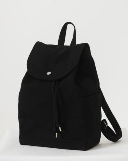 DRAWSTRING BACKPACK ブラック