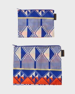 2-Pack Zip Pouch Southern Highlands Multi