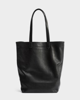 LEATHER TOTE  ブラック