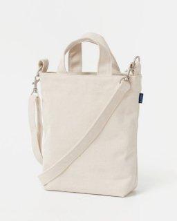 MINI DUCK BAG キャンバスホワイト
