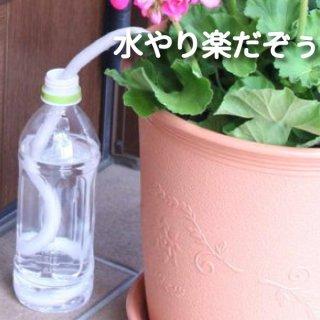 水やり楽だぞぅ 4本入り<送料別> 自動潅水・給水