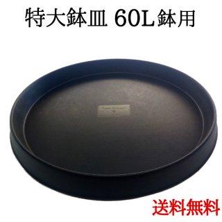 特大鉢皿 直径57cm(内径49cm) 60L鉢用 受け皿 送料無料