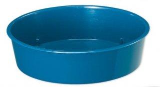 5号 深鉢皿(ブルー)100個 送料無料