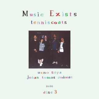Tenniscoats<br>Music Exists disc3 / CD