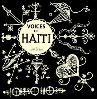 Maya Deren<br>Voices Of Haiti / LP