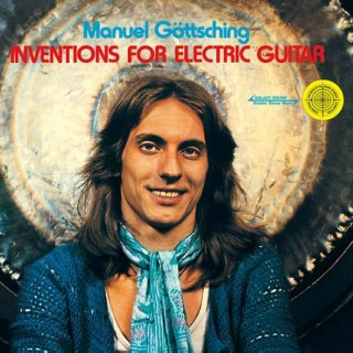 Manuel Gottsching<br>Inventions For Electric Guitar / LP