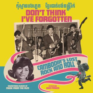 V.A.<br>Don't Think I've Forgotten: Cambodia's Lost Rock and Roll / 2LP+DL