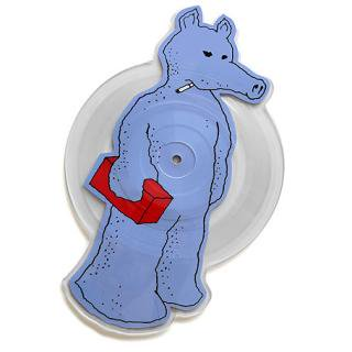 Quasimoto<br>Talkin Shit (Blue) 7
