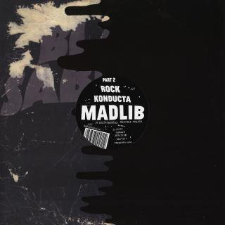 Madlib<br>Rock Konducta Pt. 2 LP