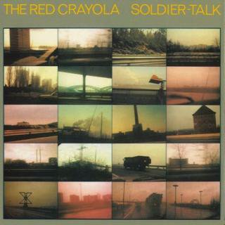 The Red Crayola<br>Soldier-Talk CD