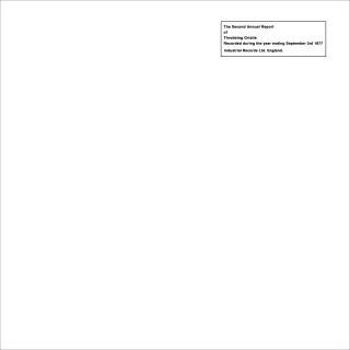 Throbbing Gristle<br>The Second Annual Report 2CD