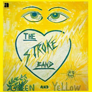 THE STROKE BAND<br>GREEN AND YELLOW CD