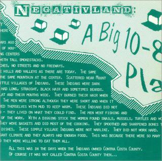 Negativland<br>A Big 10-8 Place / CD+DVD