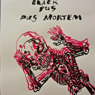 Black Pus<br>Pus Mortem / LP