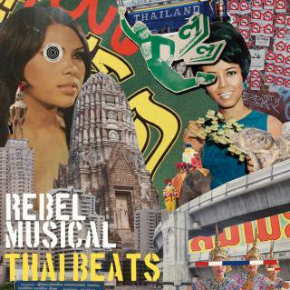 Rebel Musical<br>THAI BEATS / CD