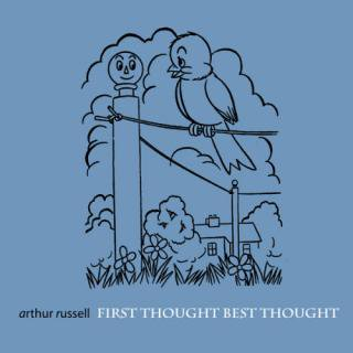 Arthur Russell<br>First Thought Best Thought / 2CD