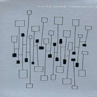 Pietro Grossi<br>Combinatoria / 2CD BOX