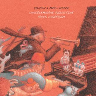 Charlemagne Palestine & Rhys Chatham<br>Youuu + Mee = Weee / 3CD