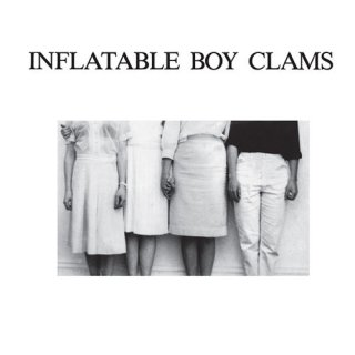 Inflatable Boy Clams<br>Inflatable Boy Clams / 2x7