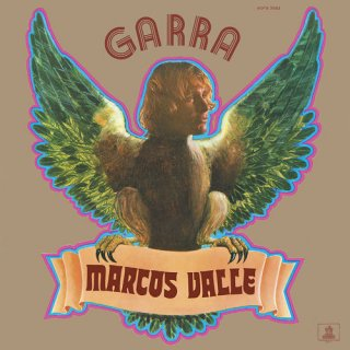 Marcos Valle<br>Garra / CD
