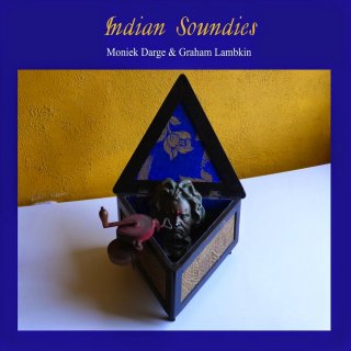 Moniek Darge & Graham Lambkin<br>Indian Soundies / CD