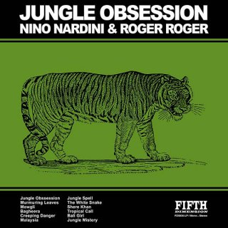 Nino Nardini & Roger Roger<br>Jungle Obsession / CD