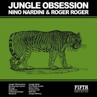 Nino Nardini & Roger Roger<br>Jungle Obsession / LP