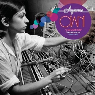 Suzanne Ciani<br>Lixiviation / CD