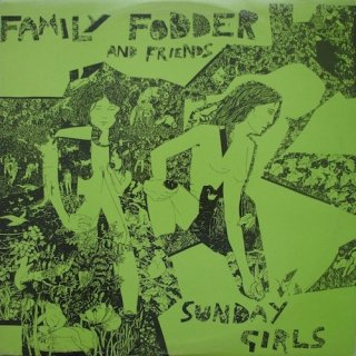 Family Fodder<br>Sunday Girls (Director's Cut) CD
