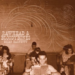 Brian Harnetty<br>Rawhead & Bloodybones / 2CD