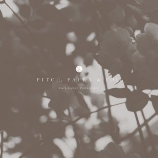 Christopher Bissonnette<br>Pitch, Paper & Foil / CD