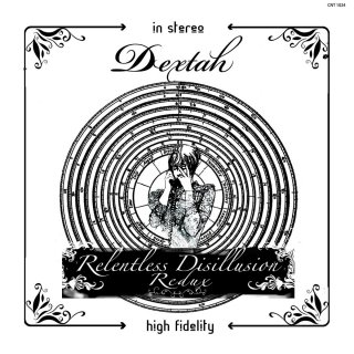 Dextah<br>Relentless Disillusion / LP+DVD+Download