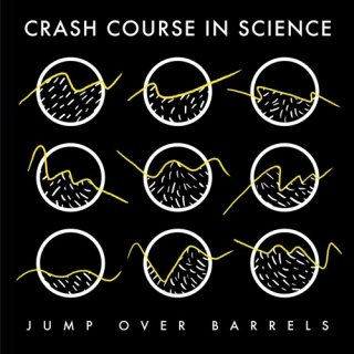 Crash Course In Science <br>Jump Over Barrels EP / 12