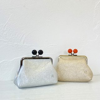 pouch with clasp