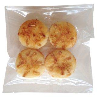 グルテンフリー・無添加・天然酵母 米粉パン ココナッツ&パイン 4個セット