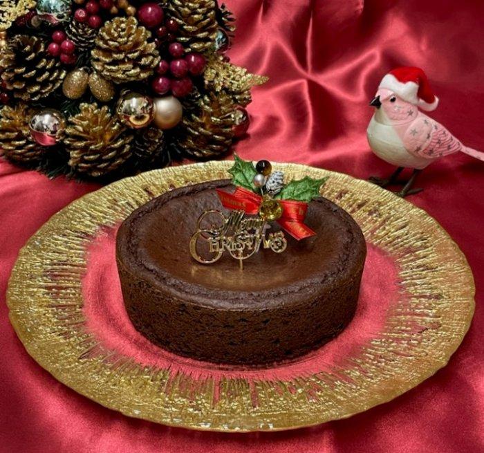 クリスマスケーキ ガトーショコラ グルテンフリー アレルギー対応 ケーキ gluten free cake