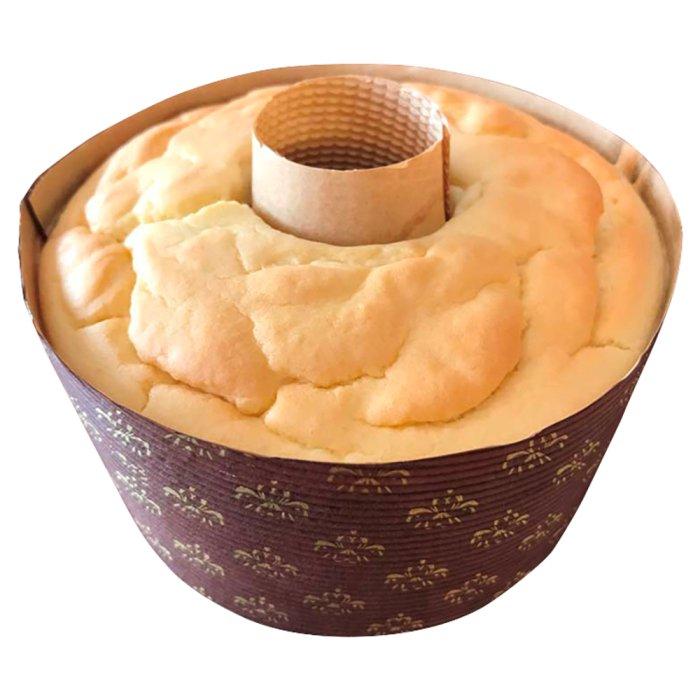 【母の日】グルテンフリー 豆乳米粉シフォンケーキ(プレーン)アレルギー対応 ケーキ gluten free chiffon cake