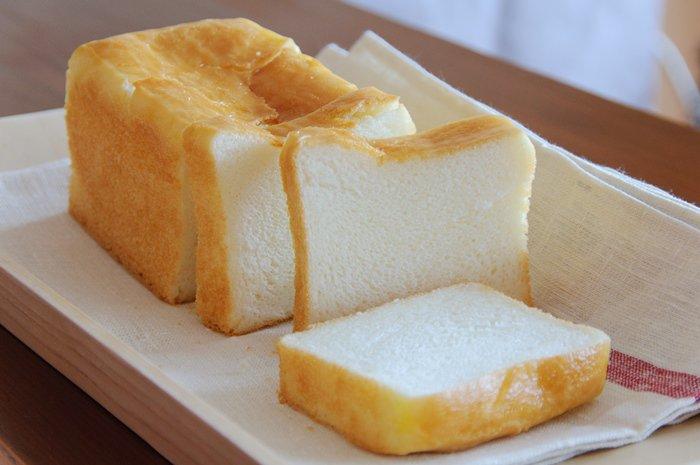グルテンフリー・無添加・天然酵母 米粉食パン 1斤 3本セット